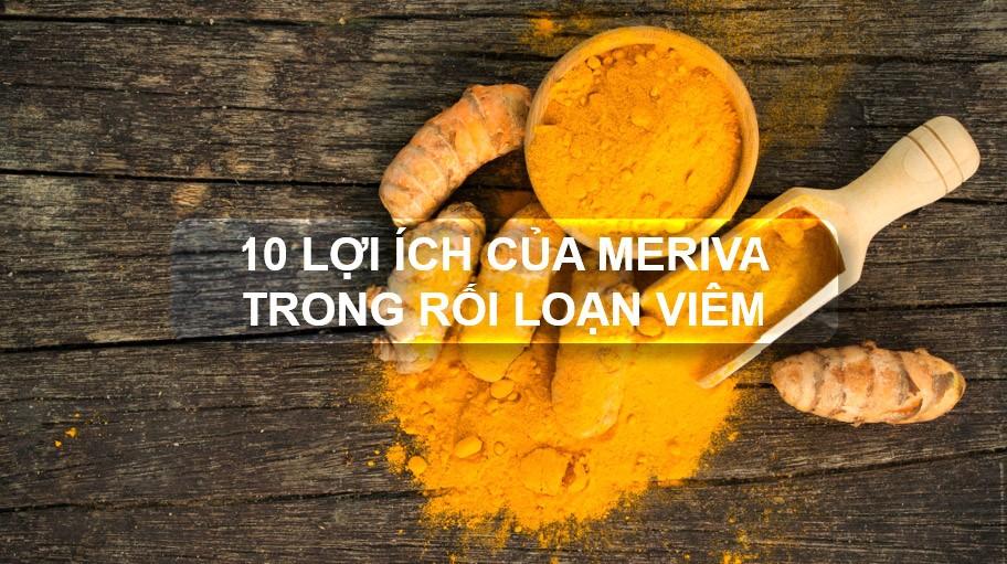 10 lợi ích của Meriva® trong rối loạn viêm -1