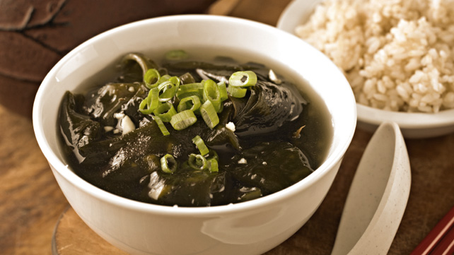 Rong biển nâu (brown seaweed)
