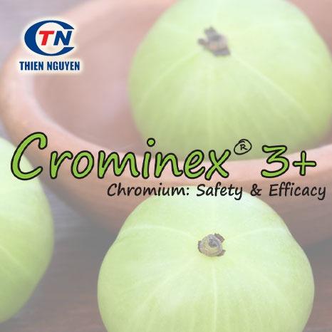 CROMINEX® 3+ GIÚP HẠ ĐƯỜNG HUYẾT, PHÒNG NGỪA BIẾN CHỨNG TIỂU ĐƯỜNG