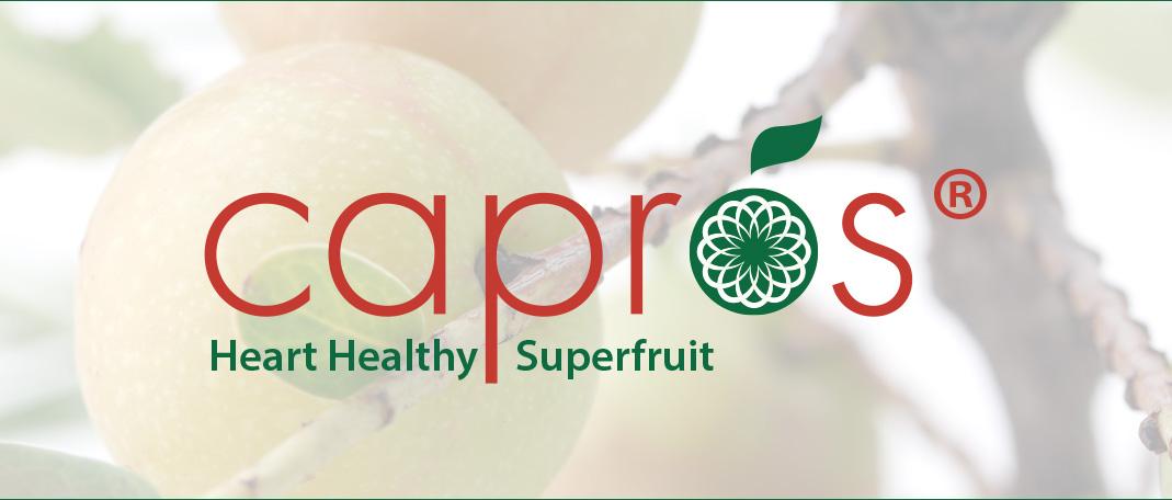 Capros® - Nguyên liệu hỗ trợ điều trị tim mạch