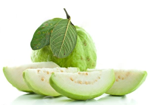 10 thực phẩm giảm Acid uric - ổi