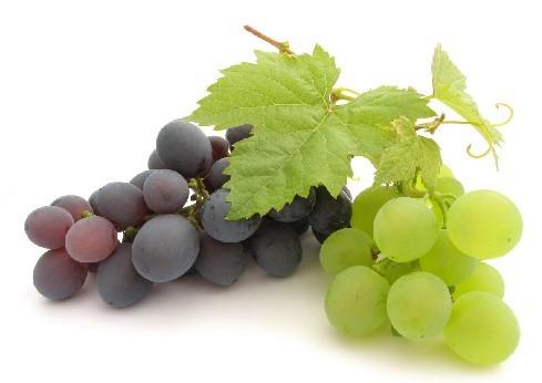 10 thực phẩm giảm Acid uric - nho