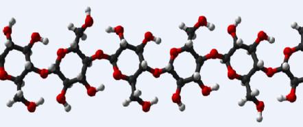 cấu trúc hóa học của Beta glucan