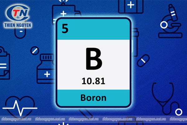 nguyên liệu Boron