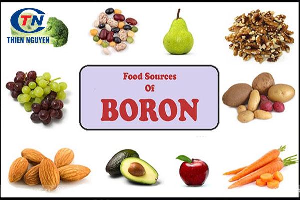 Boron có tác dụng gì