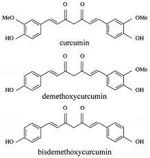 Curcuminnoids và thành phần của nó