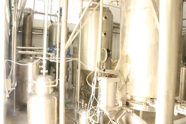 dây truyền sản xuất cao dược liệu
