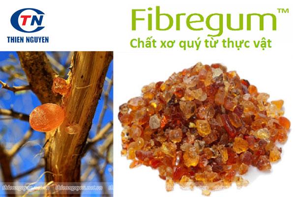 nguyên liệu Fibregum