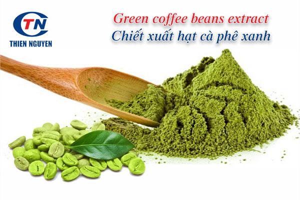mua green coffee beans extract ở đâu