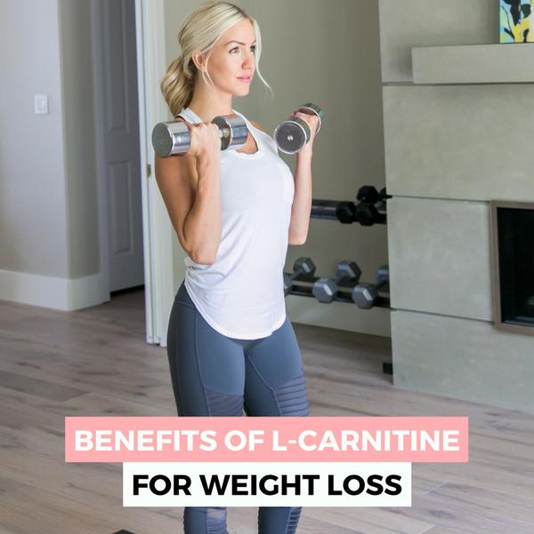 Giảm cân bằng L-Carnitine 2