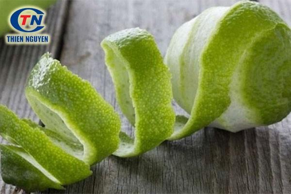 nguyên liệu chiết xuất vỏ chanh lemon peel extract
